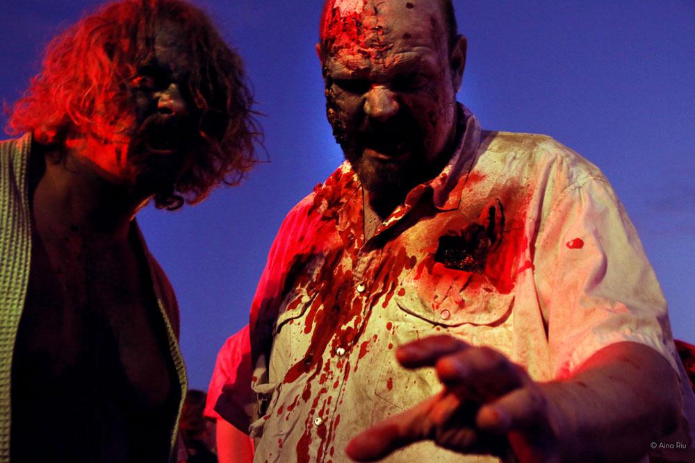 Zombie Walk, Sitges Film Festival 2017