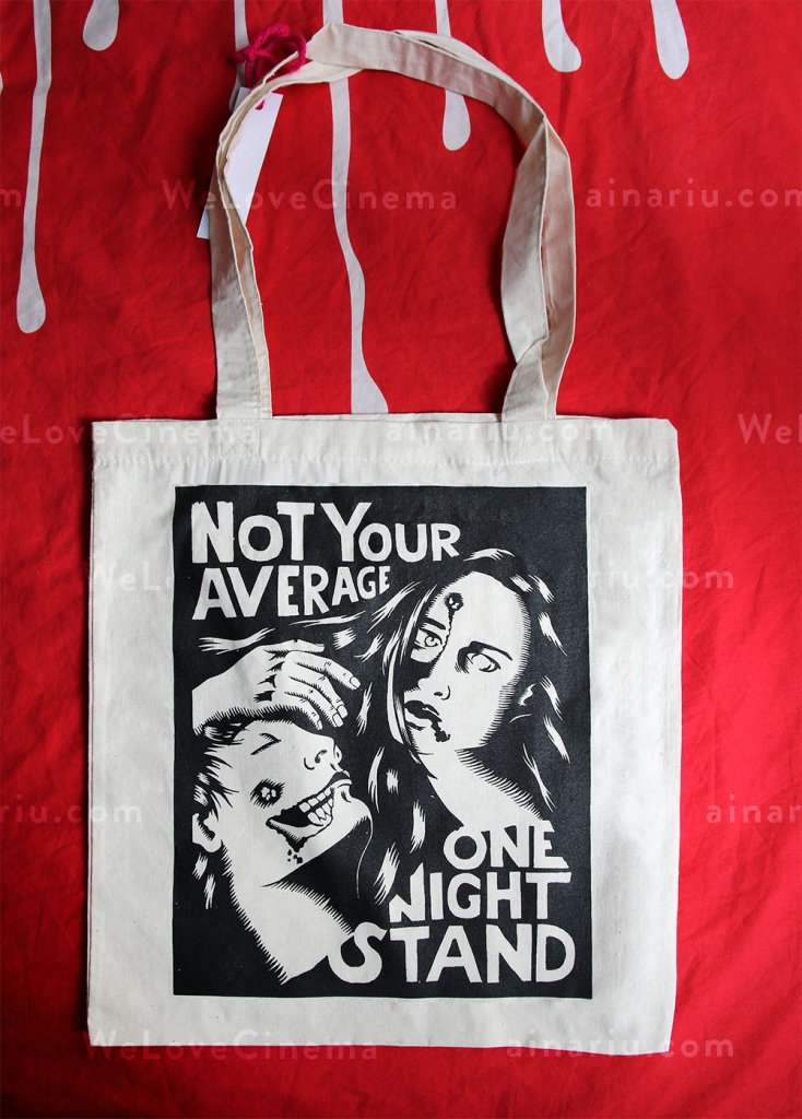 WeLoveCinema Bag One Night Stand