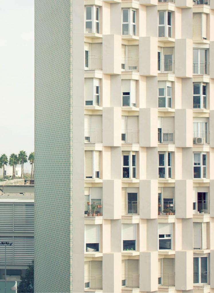 Habitatges a la Barceloneta - Aina Riu