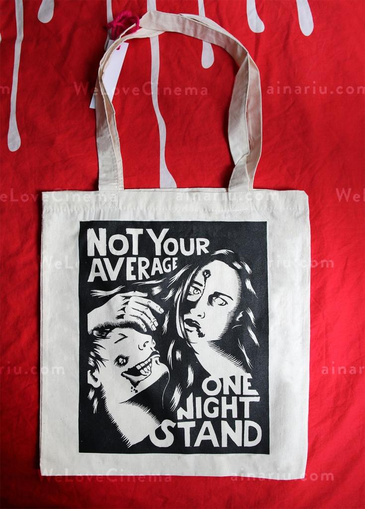 WeLoveCinema Bag One Night Stand